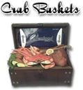 crab seafood gift baskets