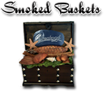 smoked seafood gift baskets