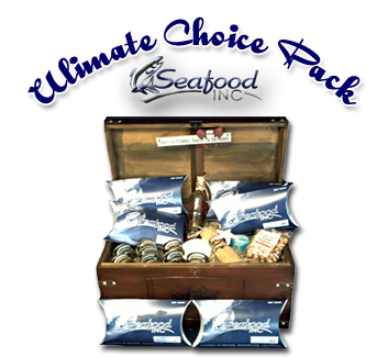Premium Seafood Gift Basket - Ultimate Choice